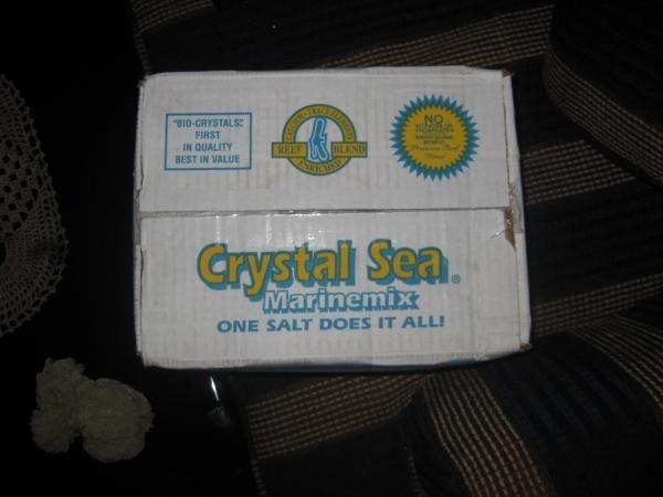 sal cristal sea