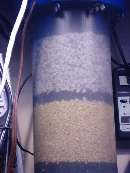 Reactor de Nitratos