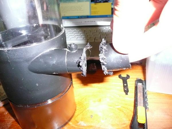 Gancon Planta de Acuario Entrada de Flujo de Salida Superficie Pel/ícula de Aceite Skimmer Tubo de Filtro Acero Inoxidable 12mm