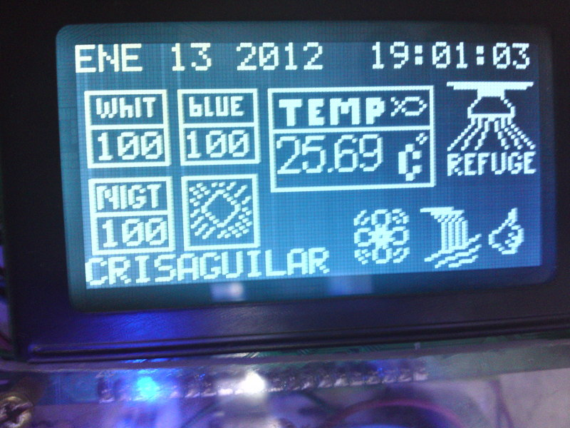 A litros the diy tank led skimmer arduino